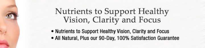 Buy eye supplements, eye vitamins at Healthy Choice Naturals